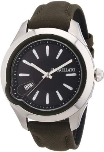 Morellato Time Herren-Armbanduhr Analog Quarz Leder R0151110001