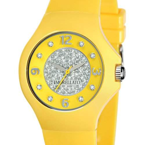 Morellato Damen-Armbanduhr COLOURS Analog Quarz Kautschuk R0151114505