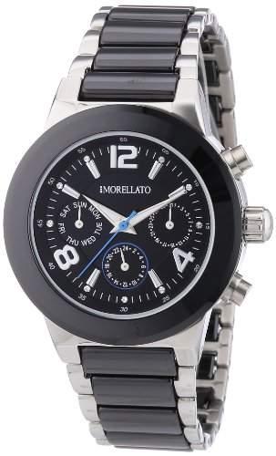 Morellato Time Unisex-Armbanduhr Analog Quarz Keramik R0153103508