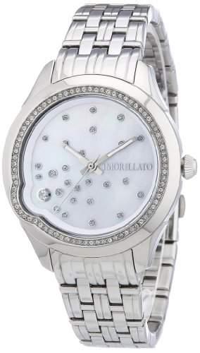 Morellato Time Damen-Armbanduhr Analog Quarz Edelstahl R0153111501