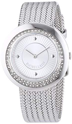 Morellato Damen-Armbanduhr XS Analog Quarz Edelstahl R0153112502