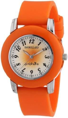 Morellato Damen-Uhren Quarz Analog orange SDI006