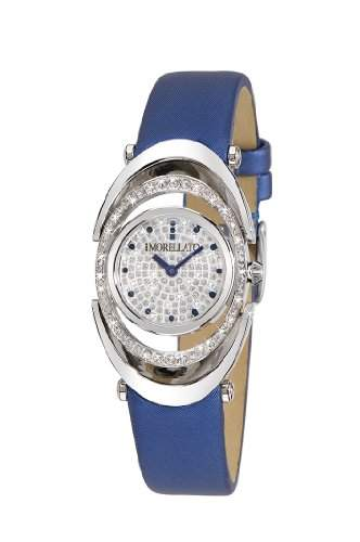 Morellato Time Damen-Armbanduhr Analog Quarz Leder SQG019