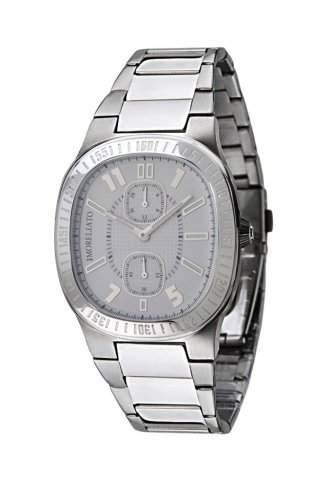 Morellato Time Herren-Armbanduhr Analog Quarz Edelstahl SZ6005