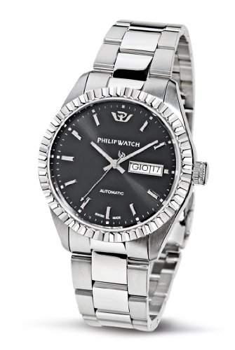 Philip Watch Herren-Armbanduhr Caribbean Prestige R8223107025