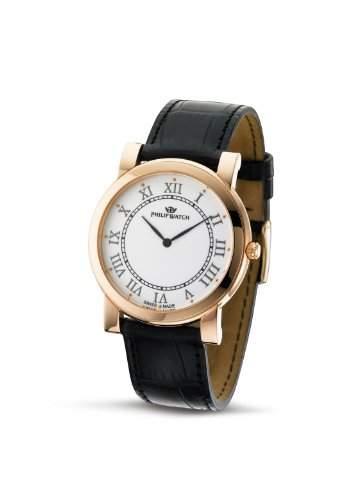 Philip Watch Herren-Armbanduhr Heritage Slim R8251193145