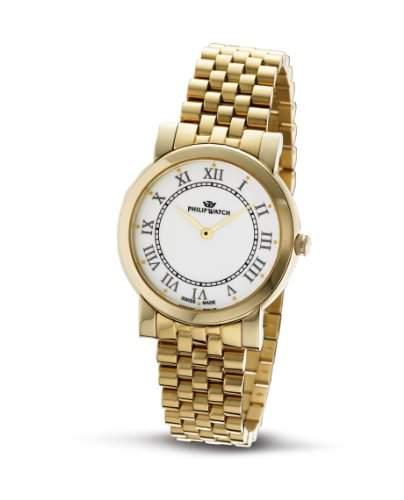 Philip Watch Damen-Armbanduhr Heritage Slim R8253193545