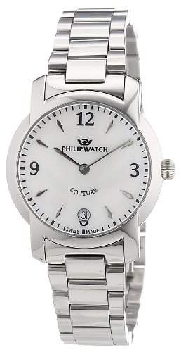 Philip Watch Damen-Armbanduhr Tradition Coutoure R8253198545