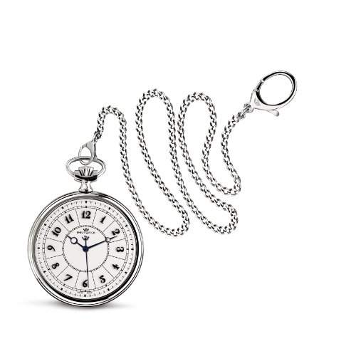 Philip Watch Herren-Armbanduhr TASCA Analog Quarz Edelstahl R8259183001