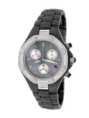 Le Chateau Damen 5829l blmop Condezza LC Sammlung Keramik und Zirkonias Uhr