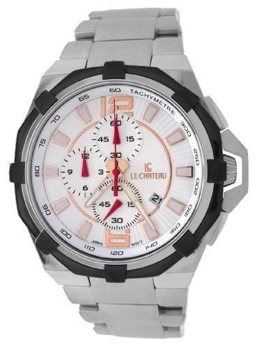 Le Chateau Herren 5707M WHT Sports Dinamica Chrono Uhr
