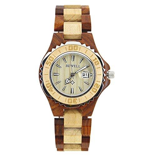 BEWELL Armbanduhr W100BL RDMP