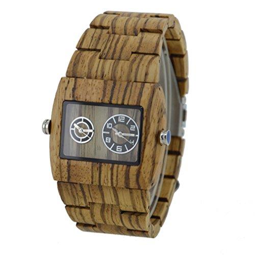 Armbanduhr wood