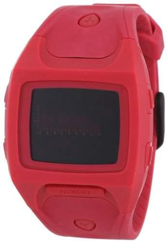 Nixon Damen-Armbanduhr Digital Plastik A498220-00