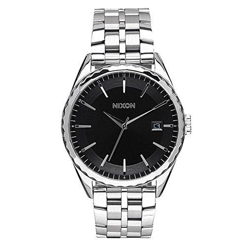 Nixon Damen Armbanduhr Minx Analog Quarz Edelstahl A934000 00
