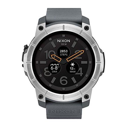 Nixon Herren Armbanduhr Analog Smartwatch Digital Quarz A1167 2101 00
