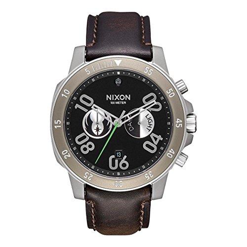 Nixon Ranger Star Wars Herren Armbanduhr Analog Quarz Leder A940SW2377 00