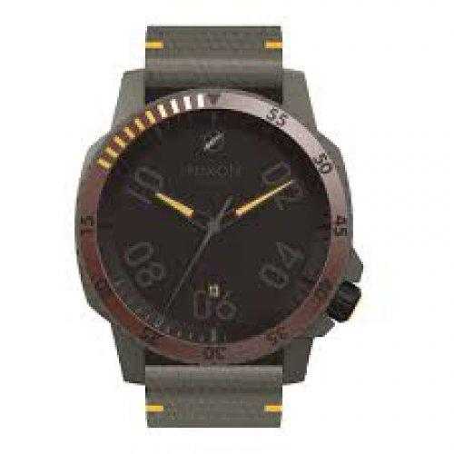 Nixon Uhr Star Wars Boba Fett A506SW2241 Maenner Apparel Gruene Quarz