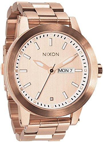 Nixon Unisex A263 897 Spur Rose Gold Watch