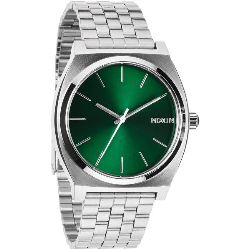 Nixon Unisex Armbanduhr Analog Quarz Edelstahl A0451696 00