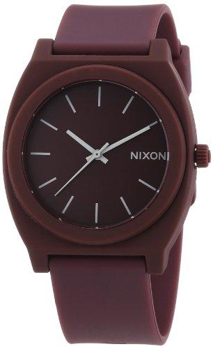 Nixon Unisex Armbanduhr Analog Plastik A1191024 00