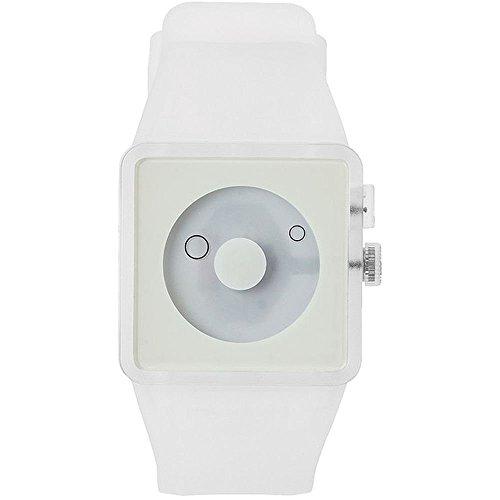 Nixon Unisex Armbanduhr Analog Quarz Silikon A1161779 00