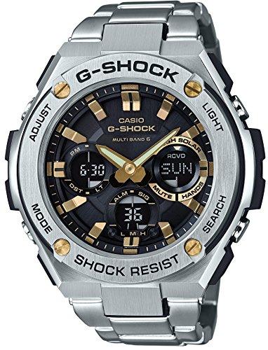 CASIO Armbanduhren G SHOCK G STEEL GST W110D 1A9JF MENS