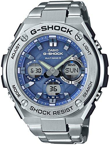 CASIO Armbanduhren G SHOCK G STEEL GST W110D 2AJF MENS