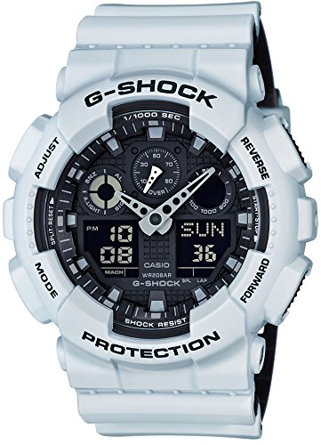 CASIO G SHOCK Layered Farbenreihe GA 100L 7AJF MENS