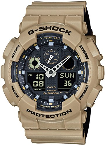 CASIO G SHOCK Layered Farbenreihe GA 100L 8AJF MENS
