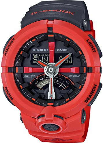 CASIO G SHOCK Punching Pattern Series GA 500P 4AJF
