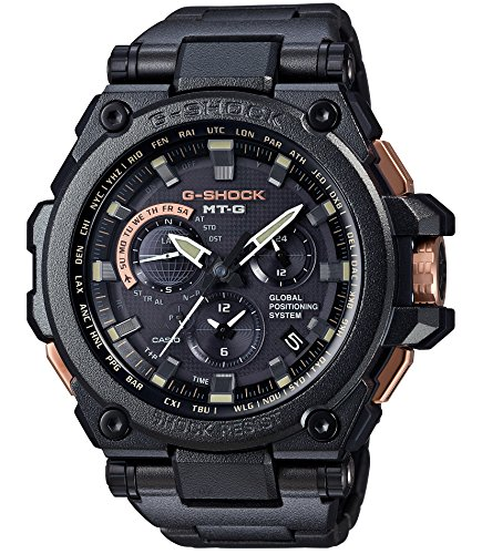 CASIO G STOss MTG GPS MTG G1000RB 1AJF MENS