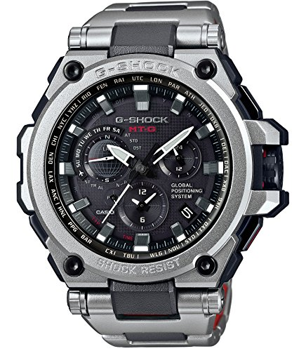 CASIO G STOss MTG GPS MTG G1000RS 1AJF MENS