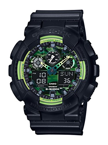 Casio G STOss GA 100LY 1AJF MENS
