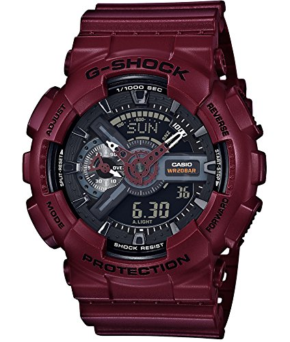 CASIO G SHOCK GA 110EW 4AJF MENS