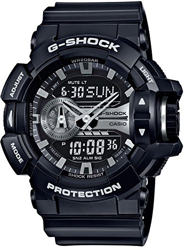 CASIO Mann Bewachungs G STOss GA 400GB 1AJF