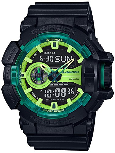 Casio G STOss GA 400LY 1AJF MENS