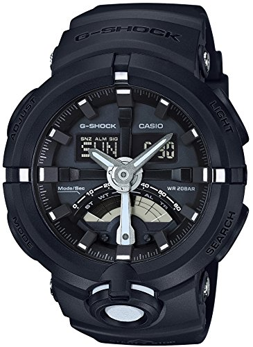 CASIO G SHOCK GA 500 1AJF MENS