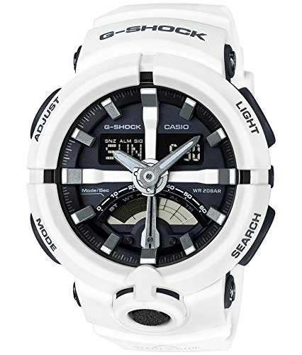 CASIO G SHOCK GA 500 7AJF MENS
