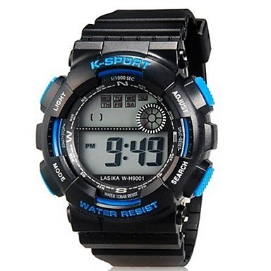 Kinder Multifunktions LED Digital Sport Armbanduhr 30m Wasserdicht