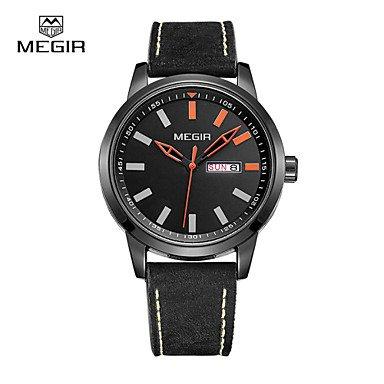 Fenkoo megir maennliche Uhr Mode kurze wasserdichte Sport Uhren Uhren 1064