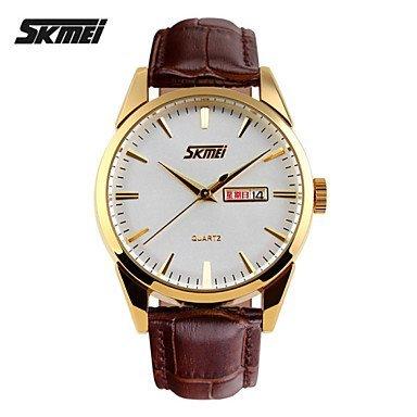 Fenkoo wasserdicht echten Business Maenner Geschenke Uhren