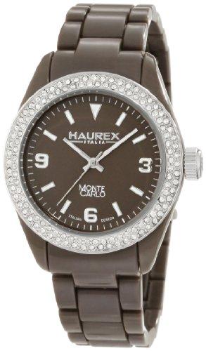 Haurex Italy Damen Armbanduhr Montecarlo Analog Plastik PM360DM1