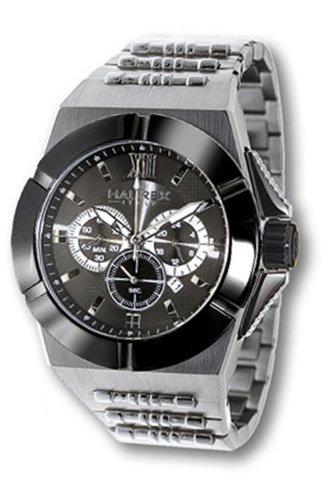 Haurex Italy Herrenuhr Yacht Gray Dial Watch 0D340UNN