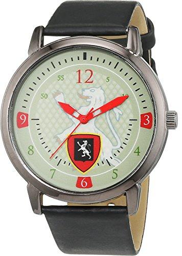 Trias Herren Armbanduhr Analog Quarz Leder TR 35