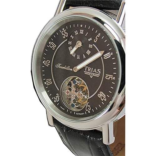 Trias Tourbillon Regulateur nach Breguet Patent TR-T22013TU-S