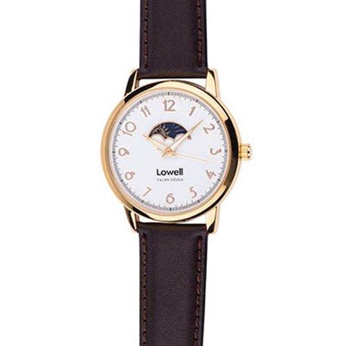 Armbanduhr Damen Stahl Mondphase pl4880 6127 Lowell
