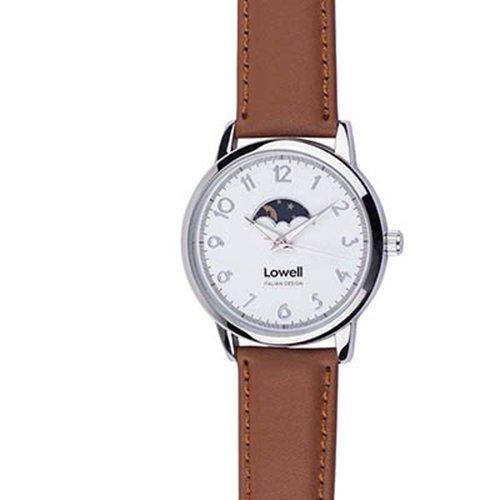 Armbanduhr Damen Stahl Mondphase pl4880 0127 Lowell