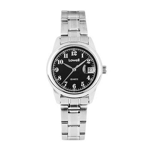 Armbanduhr Damen Stahl schwarz pl4031 82 Lowell