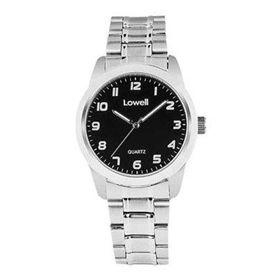 Armbanduhr Herren Stahl Schwarz pl4020 82 Lowell